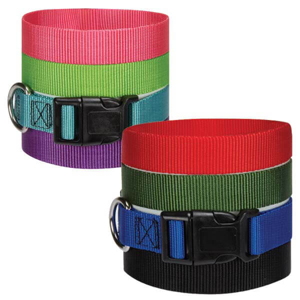 Adjustable Nylon Pet Collars