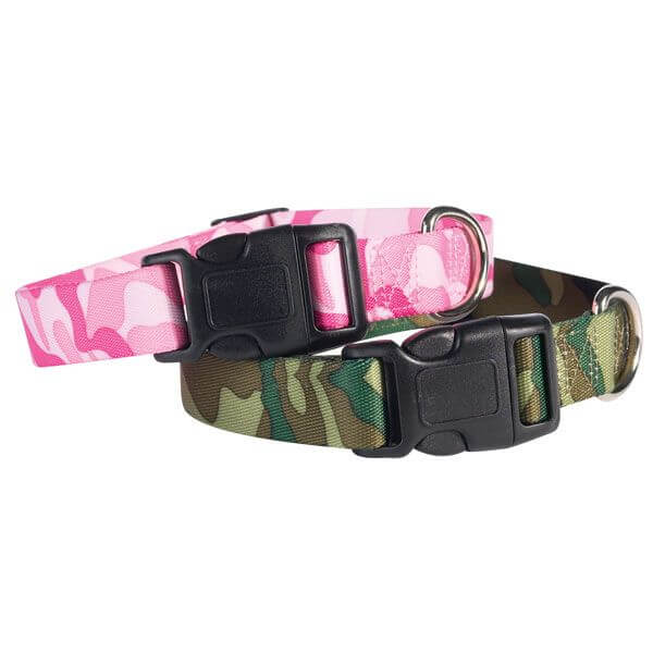 camouflage camo pet collars free shipping overnight delivery