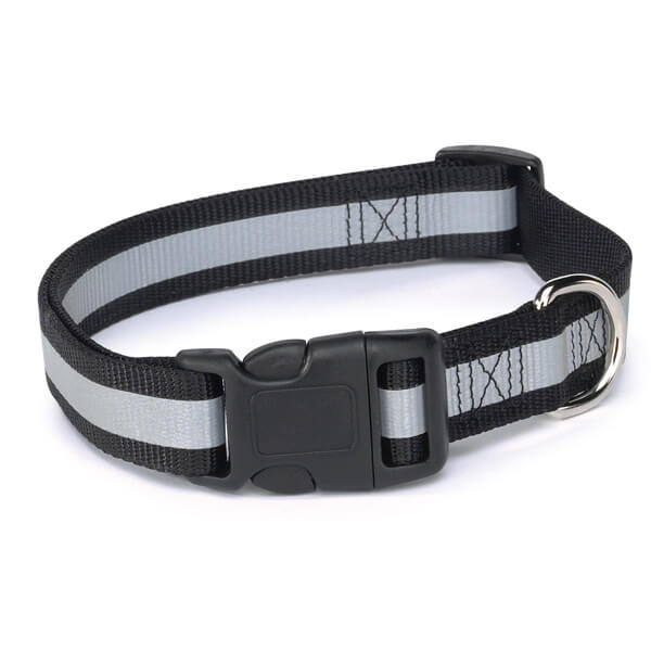 Black Reflective Collar