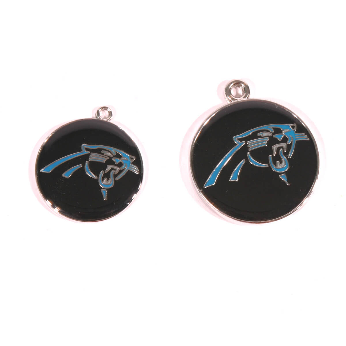 Carolina Panthers Pet Tags