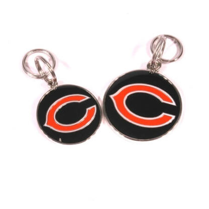 Chicago Bears Pet Tags