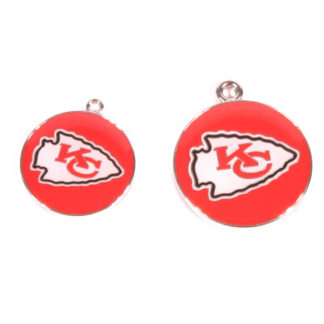 Kansas City Chiefs pet tags