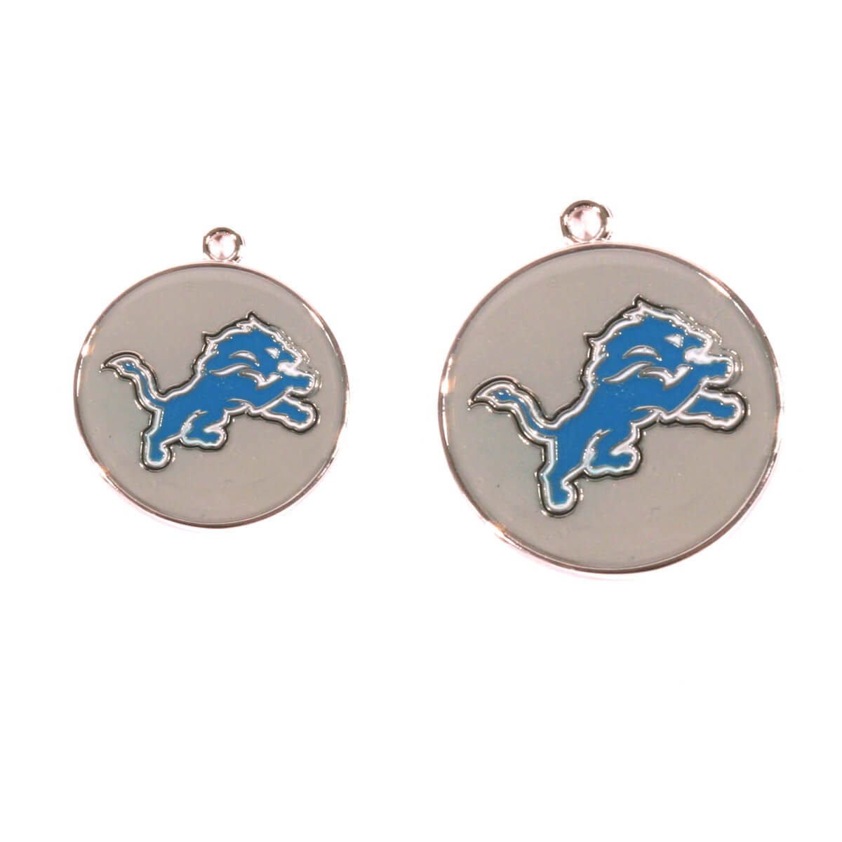 Detroit Lions Pet Tags