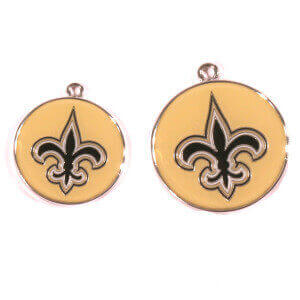 New Orleans Saints Dog Tags
