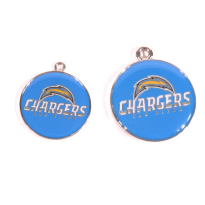 San Diego Chargers Pet Tags