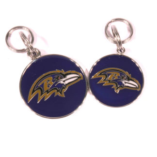 Baltimore Ravens Pet Tag