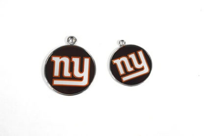 New York Giants Pet Tags