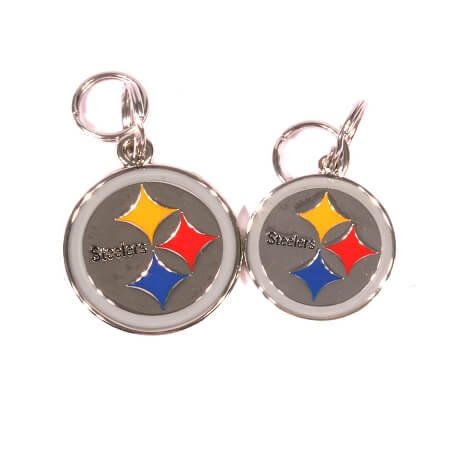Pittsburgh Steelers Pet Tags